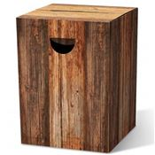Tabouret en carton Buche Remember